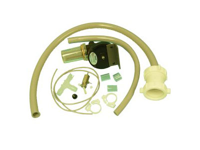 Sink Drain Valve Kit Complete Provides Automatic Drain For